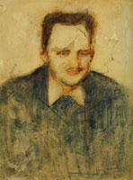 Edvard Munch Portrait of a Man