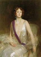 John Singer Sargent The Marchioness Curzon of Kedleston
