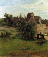 Paul Gauguin Busagny Farm, Osny