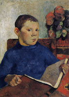 Paul Gauguin Clovis
