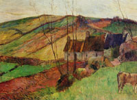 Paul Gauguin Cottages on Mount Sainte-Marguerite