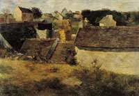 Paul Gauguin Houses, Vaugirard