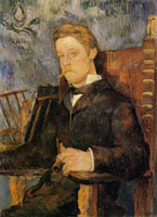 Paul Gauguin Portrait of a Man