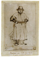 Willem Drost Portrait of Rembrandt