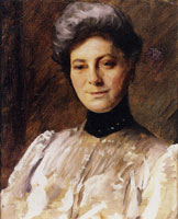 William Merritt Chase Portrait of a Woman