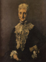 William Merritt Chase Portrait of Virginia Stewart (Jennie)