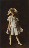 William Merritt Chase When One Is Young