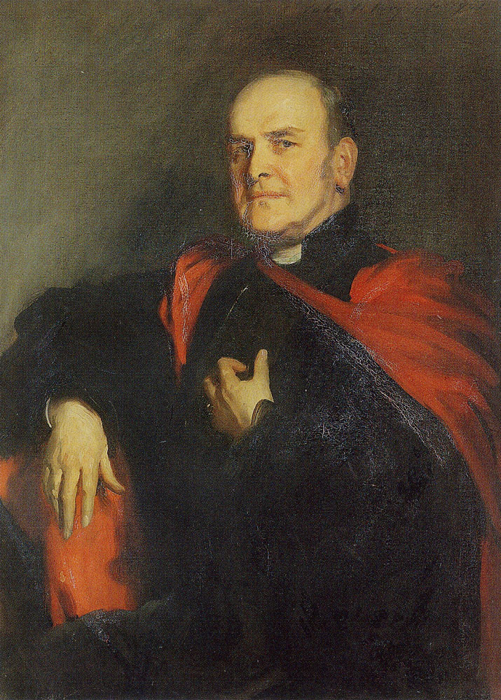 John Singer Sargent - Reverend Dr William Baker