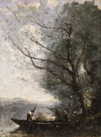 Jean-Baptiste-Camille Corot The Ferryman