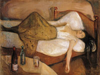 Edvard Munch The Day After