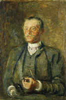 Edvard Munch Georg Stang
