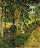 Paul Gauguin Père Jean's Path