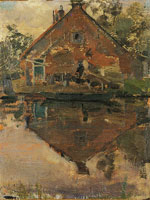 Piet Mondriaan House on the Gein
