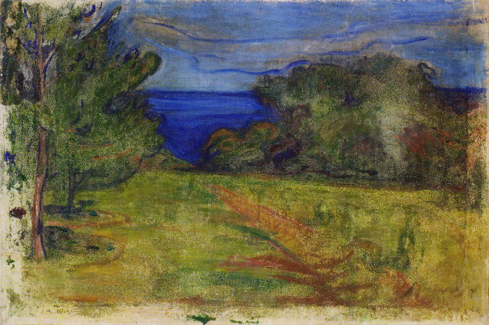 Edvard Munch - The Garden