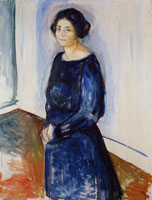 Edvard Munch Inger Barth