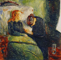 Edvard Munch The Sick Child