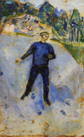 Edvard Munch The Sower