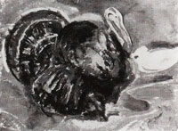 Edvard Munch Turkey