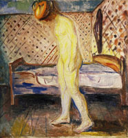 Edvard Munch Weeping Woman