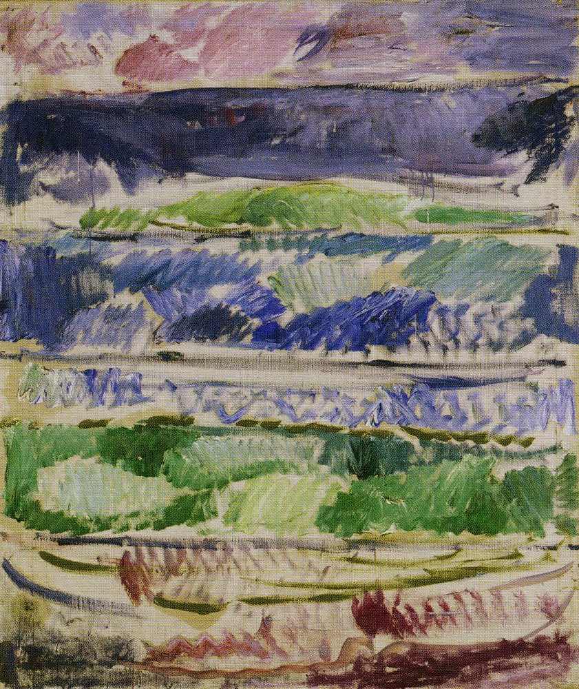 Edvard Munch - Waves