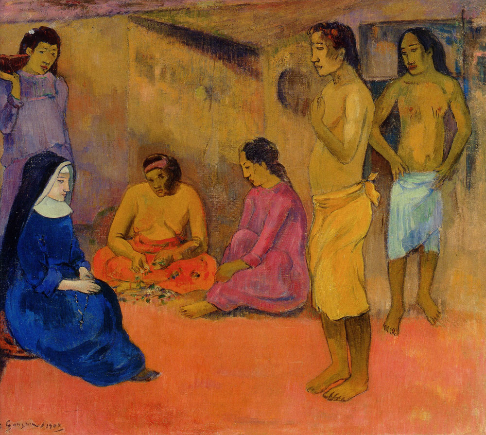 Paul Gauguin - Sister of Charity