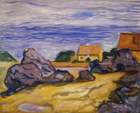 Edvard Munch House in Borre