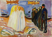 Edvard Munch Meeting