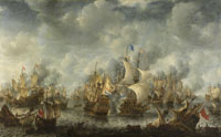 Jan Abrahamsz. Beerstraten The Battle of Terheide