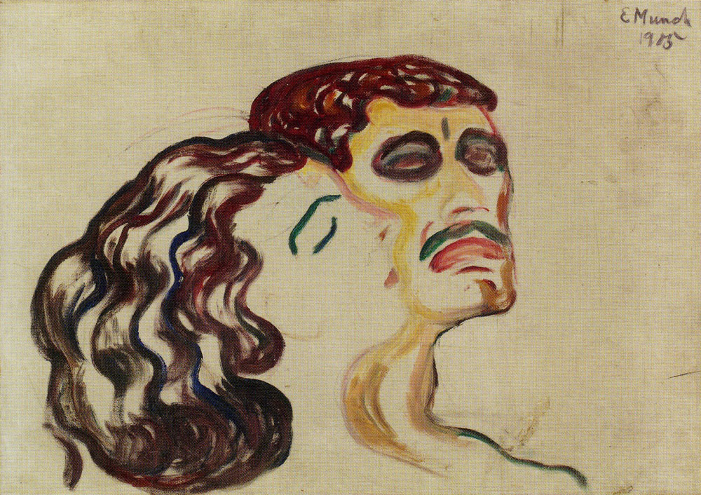 Edvard Munch - Head By Head
