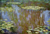 Claude Monet - Water Lilies (Nymphéas)