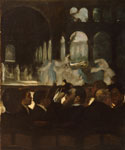 Edgar Degas The Ballet from