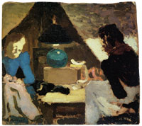 Edouard Vuillard Dressmakers under the Lamp