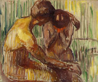 Edvard Munch Consolation