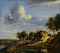 Jan Wynants Landscape