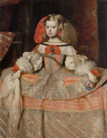 Diego Velazquez and workshop Infanta Margarita Teresa