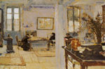 Édouard Vuillard In a Room