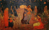 Georges Lacombe Spring (The Ages of Life)