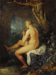 Gerard Dou Bather
