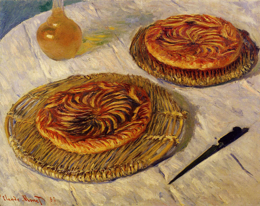 Claude Monet - The Galettes