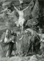 Anthony van Dyck Christ on the Cross