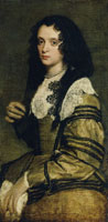 Juan Bautista Martinez del Mazo and/or Diego Velazquez Portrait of a Woman
