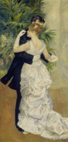 Pierre-Auguste Renoir Dance in the City