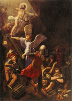 Pieter Lastman The Resurrection of Christ