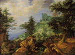 Roelant Savery Tyrolean Landscape