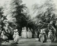 Thomas Gainsborough The Mall in St. James's Park