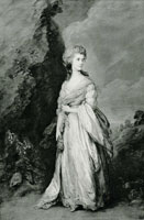 Thomas Gainsborough Mrs. Peter William Baker