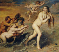 Cornelis de Vos after Peter Paul Rubens Birth of Venus