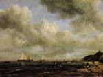 Jacob van Ruisdael Coastline