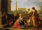 Nicolas Poussin Rest on the Flight into Egypt