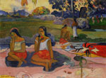 Paul Gauguin The Miraculous Source (Sweet Dreams)
